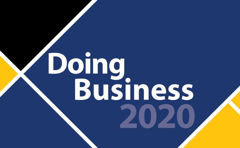 מדד Doing Business 2020